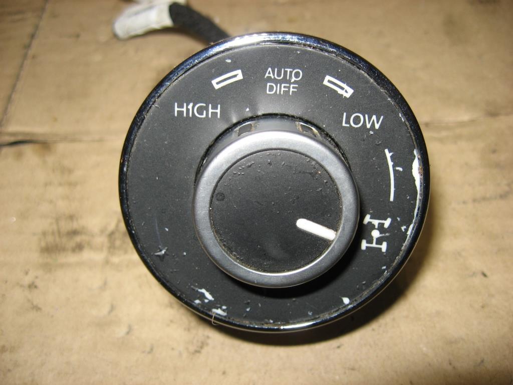 Переключатель полного привода   7L6941435K