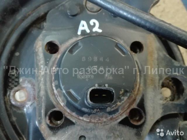 8954402010 Подшипник ступичный задний левый и правый в сборе с кожухом и тросом ручника Toyota Corolla E12 2001-2006 2003г. (OEM 8954402010)