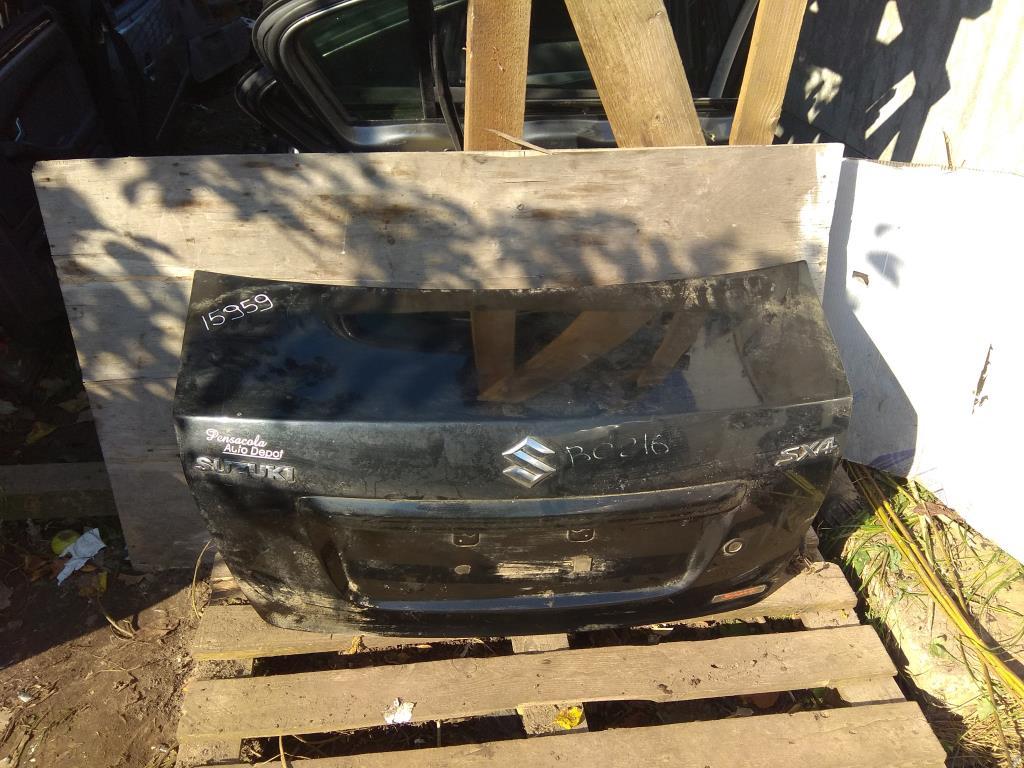Крышка багажника (дверь 3-5) Suzuki SX4 1 5275662115