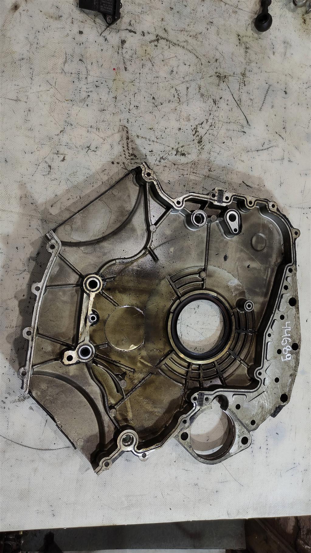 Крышка двигателя задняя   059103173M
